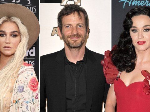 Kesha accused Dr Luke of 'raping Katy Perry' in series of text messages to Lady Gaga