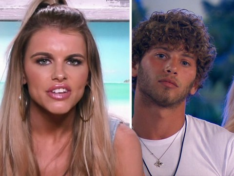 Love Island's Hayley thinks Eyal is a bit 'full on' with newbie Megan: 'Is he really being genuine?'