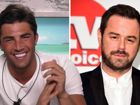 Danny Dyer 'would love to cameo' on Love Island as he jokes about 'signing future son-in-law Jack's canvas'