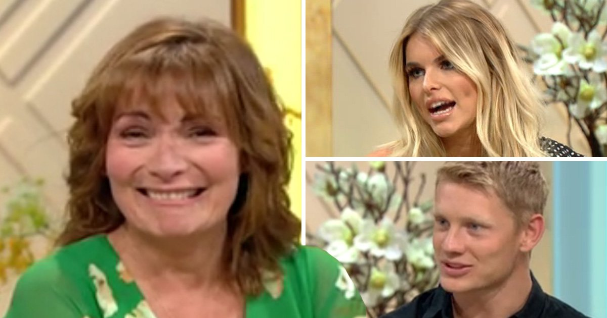 Love Island's Hayley and Charlie refuse to sit next to each during TV interview: 'I'm bitter and angry'