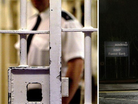 Prison guard arrested after 'woman is raped in prison'
