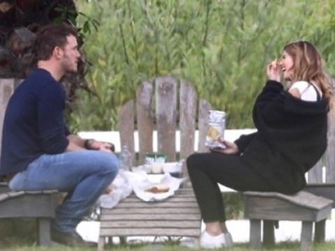 Chris Pratt takes Arnold Schwarzenegger's daughter on cute picnic date