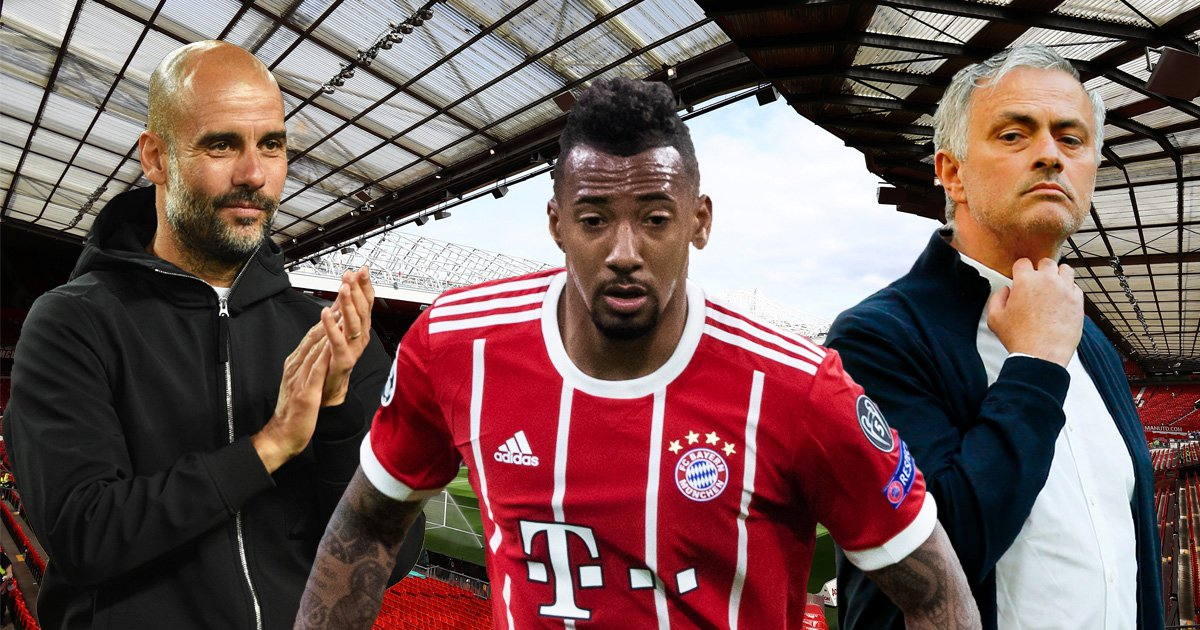 Can Manchester United afford to take a £50m gamble on Bayern Munich star Jerome Boateng?