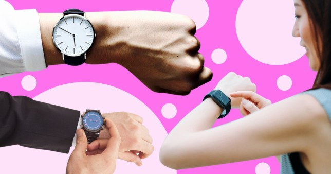 Which wrist should you wear a watch on?