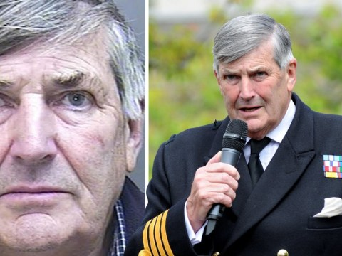 Senior navy officer jailed after indecently assaulting eight young recruits