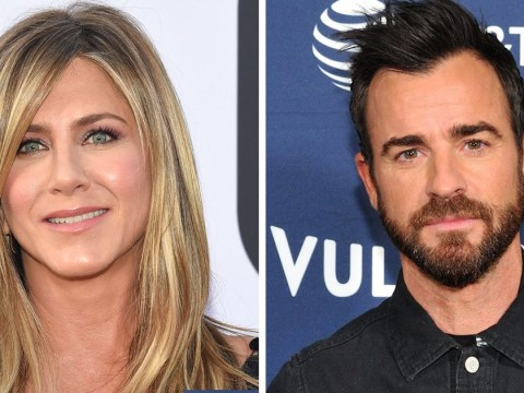 Jennifer Aniston 'very happy' with single life after Justin Theroux split so we can all calm down