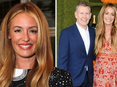 Cat Deeley gives birth to second baby with husband Patrick Kielty