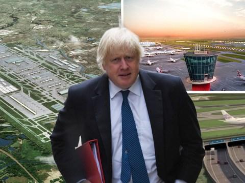 Boris Johnson flew to Afghanistan to avoid Heathrow vote