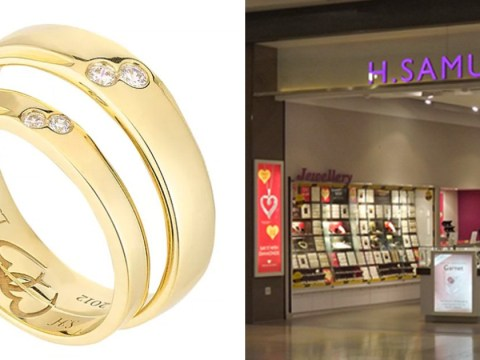 Gay couple accuses jeweller of discrimination because it doesn't have 'hers and hers' rings
