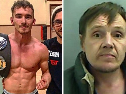 MMA fighter turns hero after catching man who mugged 83-year-old lady