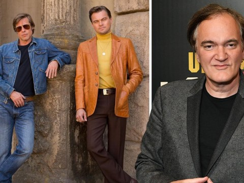Leonardo DiCaprio and Brad Pitt go back to the sixties in first look at Once Upon A Time In Hollywood