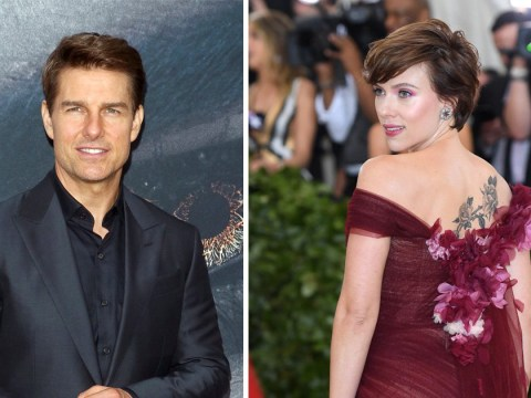 Scarlett Johansson blasts 'demeaning' claims she auditioned to be Tom Cruise's girlfriend