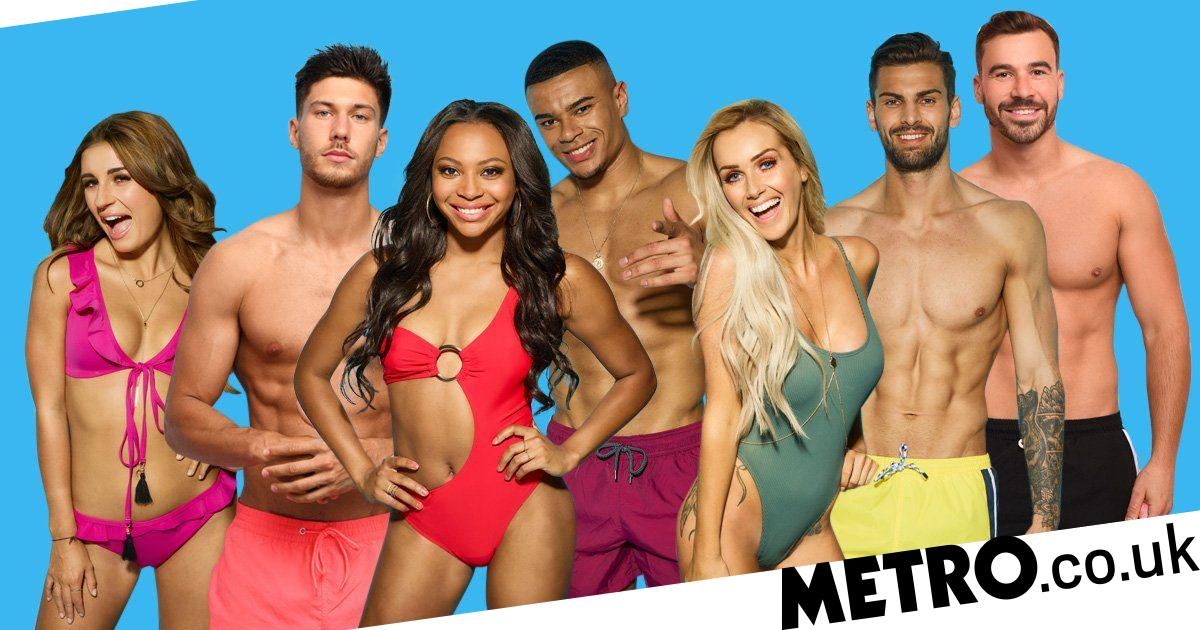 What Are The New Love Island 2018 Contestants Instagram Twitter Accounts Metro News