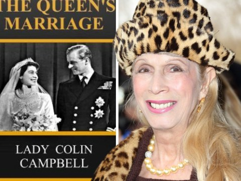 Lady Colin Campbell age, children, husband and what her book The Queen's Marriage is all about