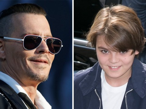 Johnny Depp and Vanessa Paradis' son Jack 'doing fine' following recent health scare
