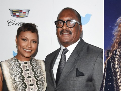 Mathew Knowles follows in daughter Beyonce's footsteps with wedding vow renewal