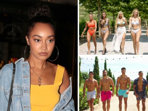 Little Mix's Leigh-Anne Pinnock is boycotting Love Island due to lack of diversity in the villa