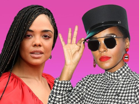 Tessa Thompson and Janelle Monae are officially a couple – and the world is a brighter place for it