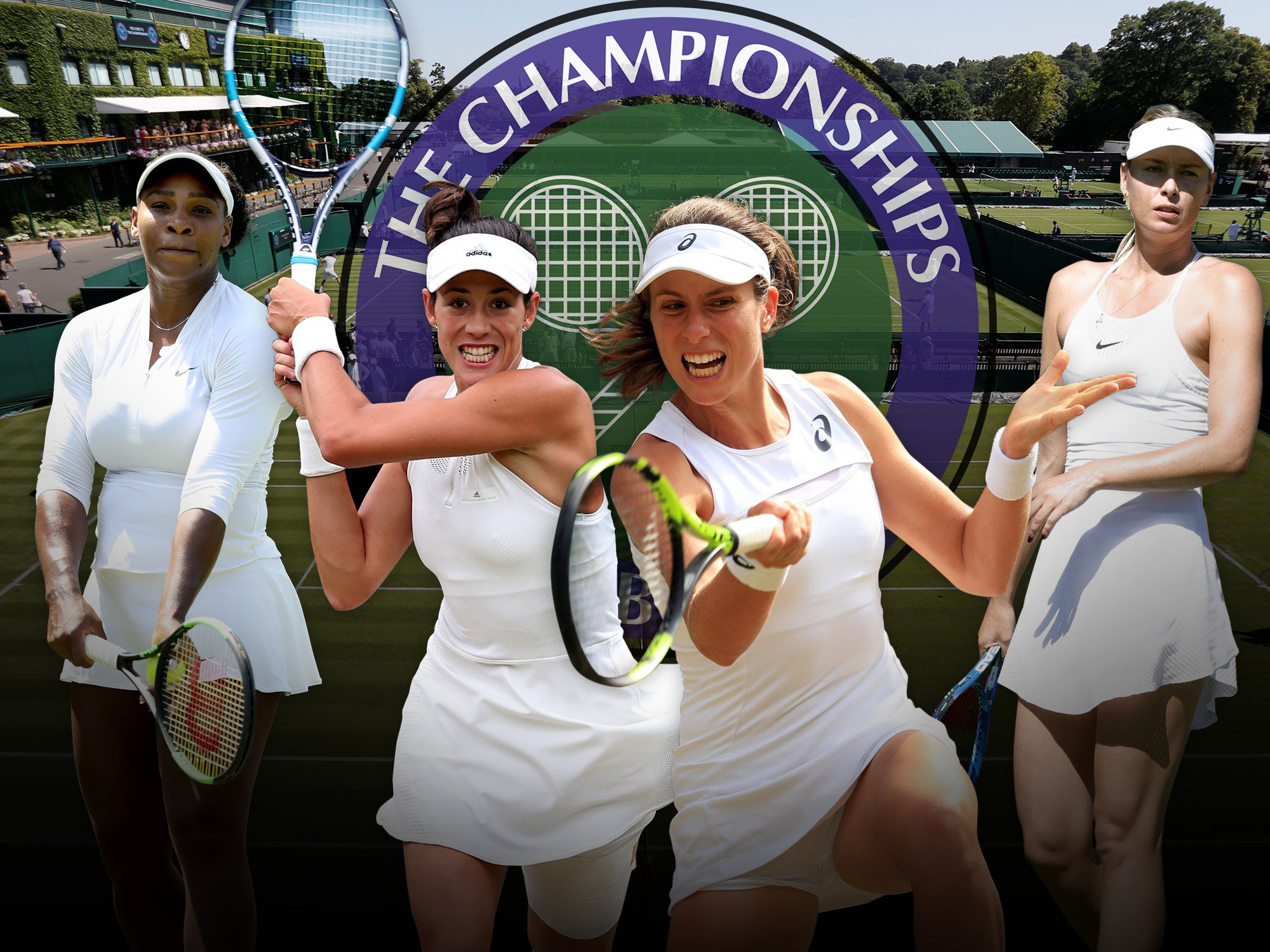 Wimbledon preview: Returning cast add further unpredictability to ladies' singles