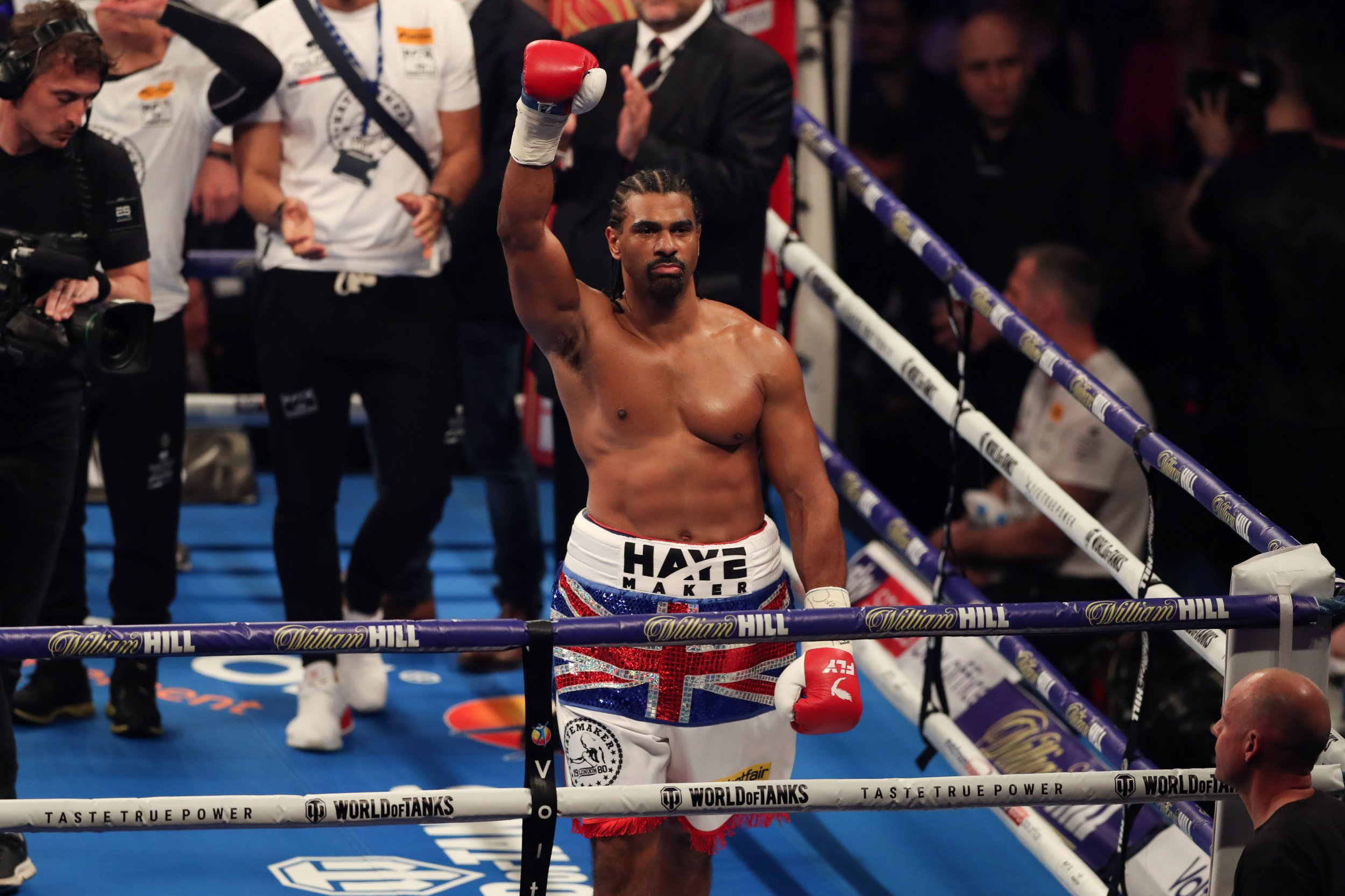 David Haye confirms retirement from boxing after back-to-back losses to Tony Bellew