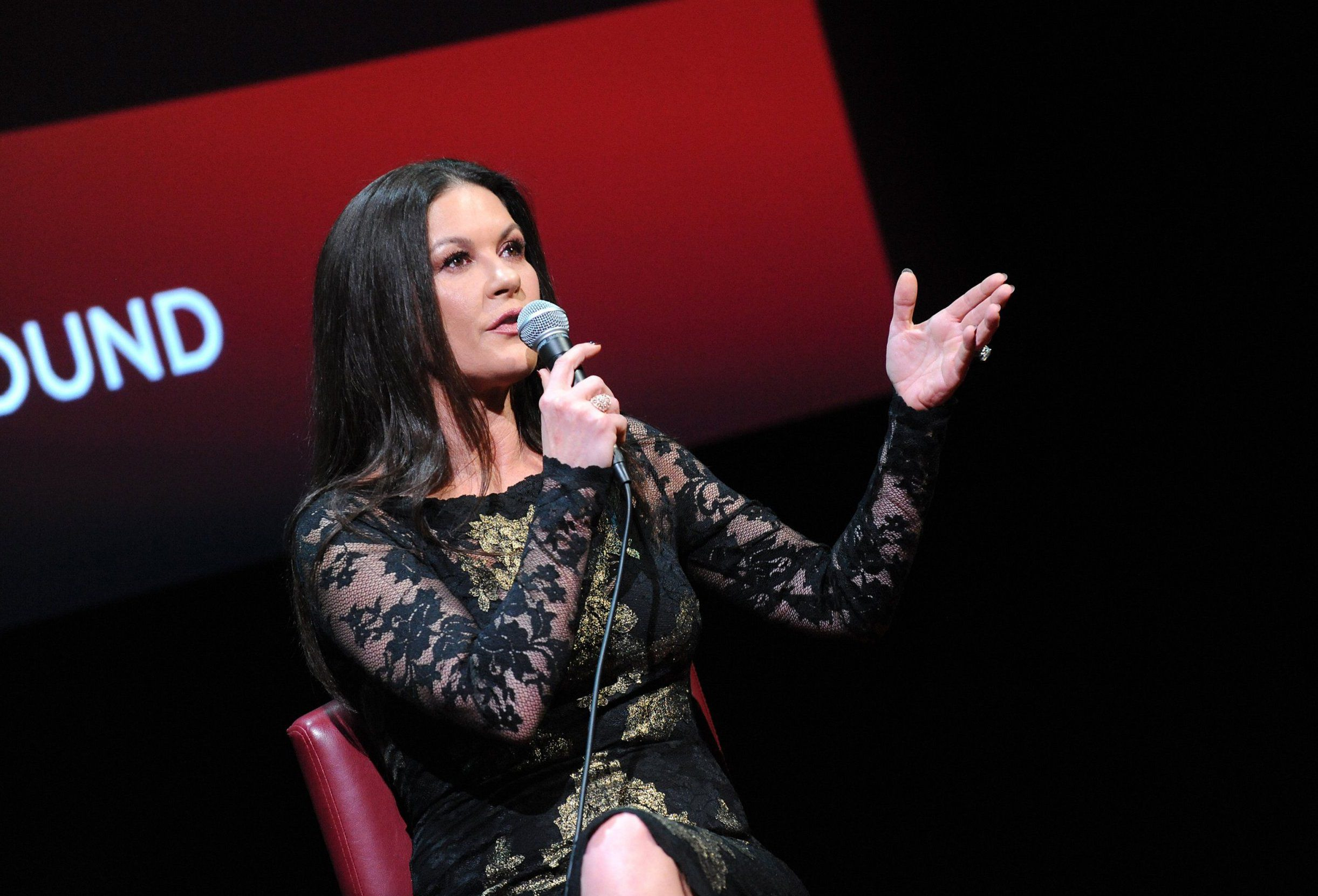 Catherine Zeta-Jones wants you to know she is 'sick of being humble' about her fame, riches and good looks