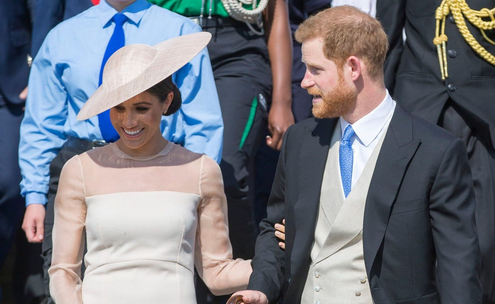 Meghan Markle and Prince Harry prepare to make Ascot debut after being invited by the Queen