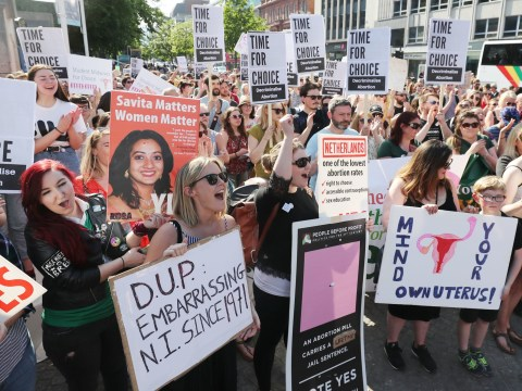 Don't ask the women of Northern Ireland to beg for their human rights with an abortion law referendum
