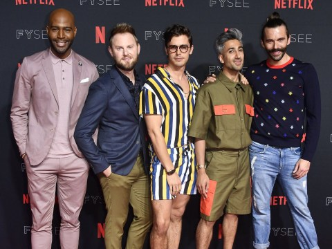 Queer Eye cast demand the same pay to star on hit Netflix show