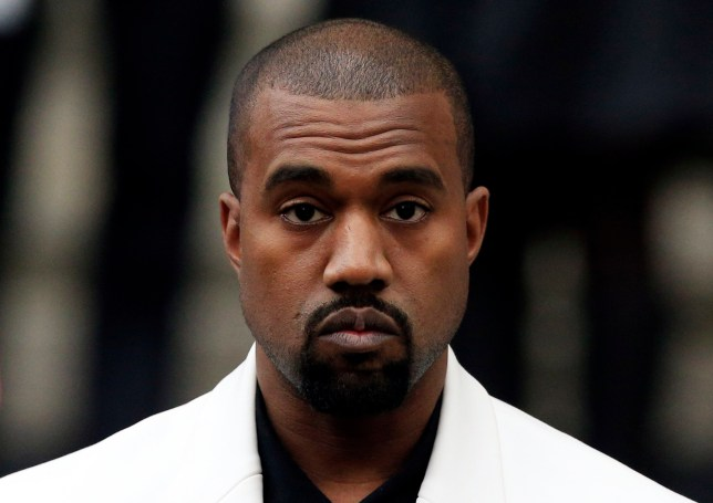 File photo dated 20/02/15 of Kanye West, who celebrated the launch of his new album by inviting celebrities to Wyoming for a listening party. PRESS ASSOCIATION Photo. Issue date: Friday June 1, 2018. His wife Kim Kardashian West, Scott Disick, Chris Rock and Jonah Hill were among just some of the A-listers who flew on a private jet to get an early taste of the record, which reportedly contains seven tracks. See PA story SHOWBIZ West. Photo credit should read: Jonathan Brady/PA Wire