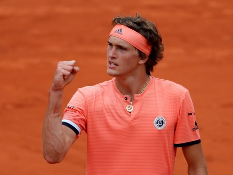 Alexander Zverev ends Grand Slam hoodoo against top-50 players with dramatic win