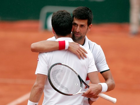 Novak Djokovic reveals what he told Roberto Bautista Agut at the net after four-hour epic
