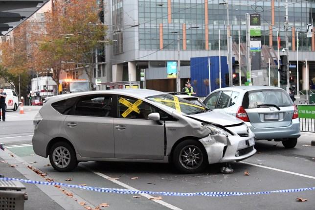 Pedestrians hurt after Uber crash in Melbourne, Australia | Metro News