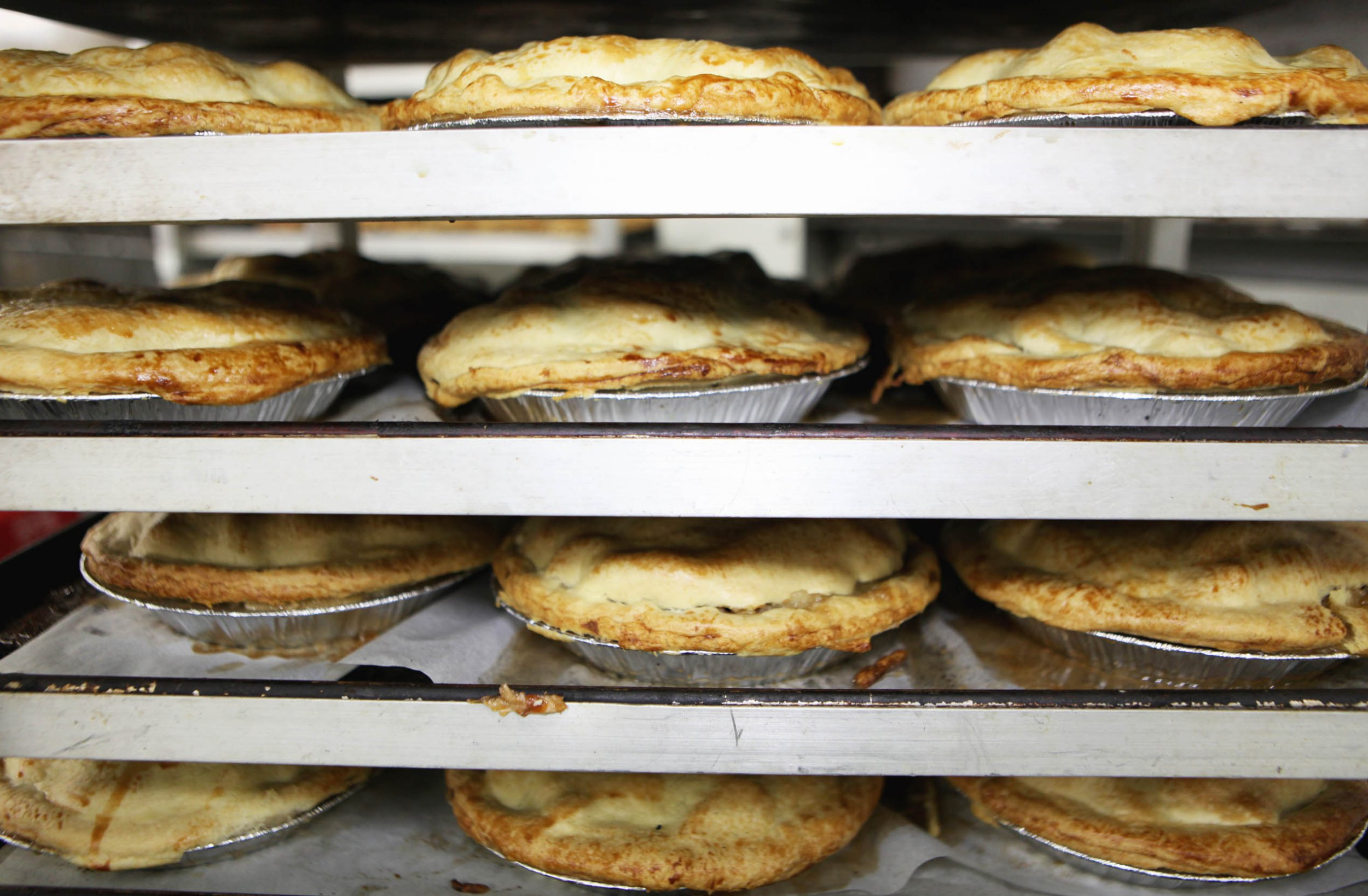 Don't eat these pies if you bought them from Tesco, Aldi and Nisa