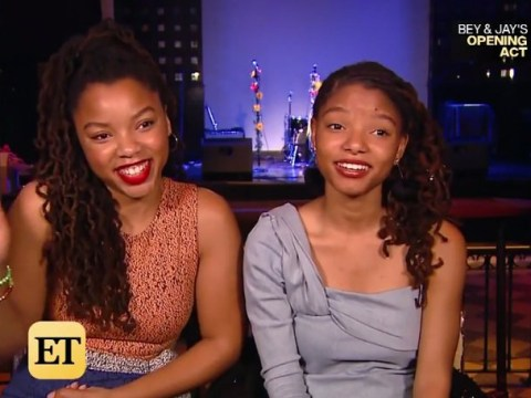 Chloe X Halle tease 'mind-blowing' details of Beyonce and Jay-Z's tour