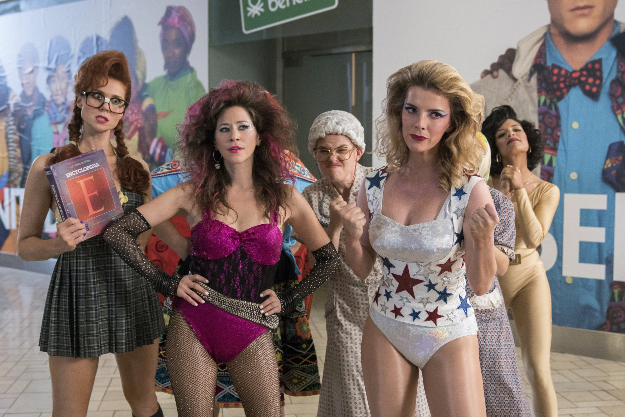 GLOW season 2 and the best wrestling series, movies and documentaries on Netflix