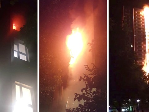 Grenfell Tower was so dangerous 'it was like throwing match into petrol'