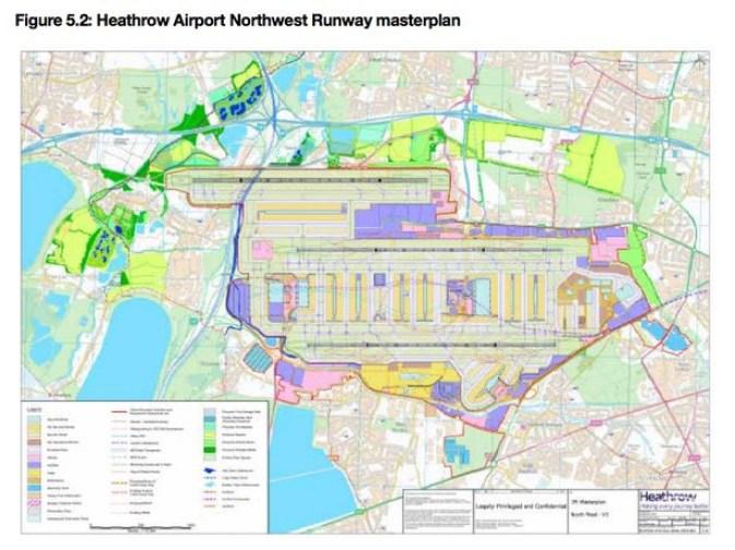Heathrow Airport third runway gets green light from