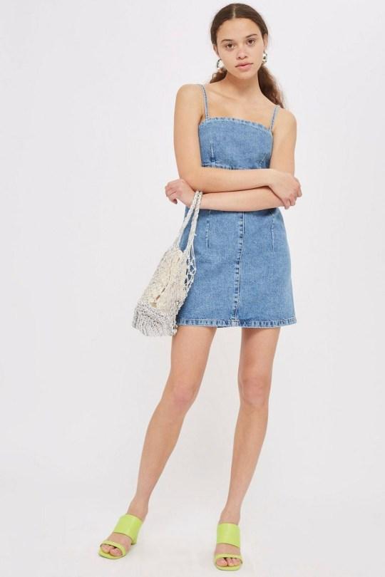 9bc5a3ea7f Where to buy Michelle Keegan style bodycon denim dresses