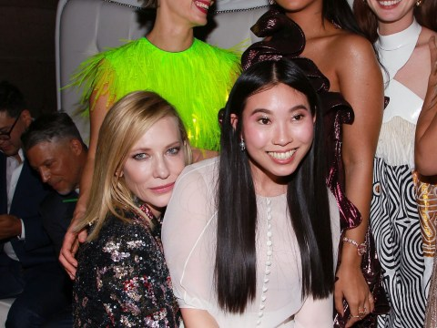 Which Ocean's 8 cast member has the treats – and who has the gossip? Awkwafina spills the beans..
