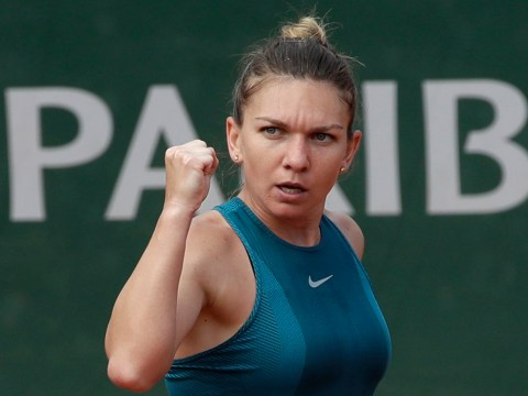 Simona Halep sets up shootout for world No. 1 with Garbine Muguruza
