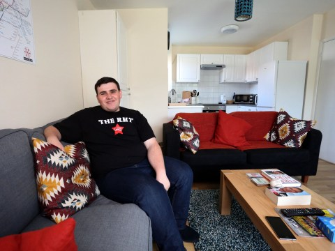 What I Rent: Myles, £950 a month for a flat in Harrow