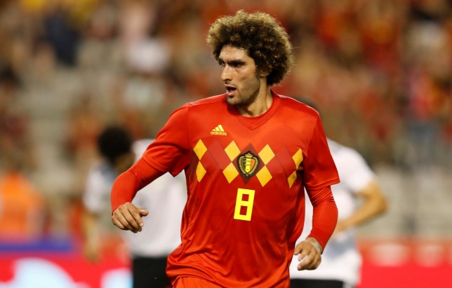 7a6466819 Ray Parlour speaks out on Arsenal transfer interest in Manchester United  contract rebel Marouane Fellaini