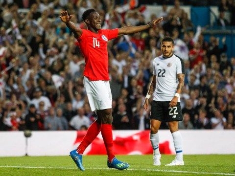 Danny Welbeck closing in on David Beckham England goals tally