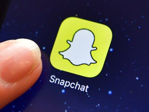What does 'disk is full' mean on Snapchat?