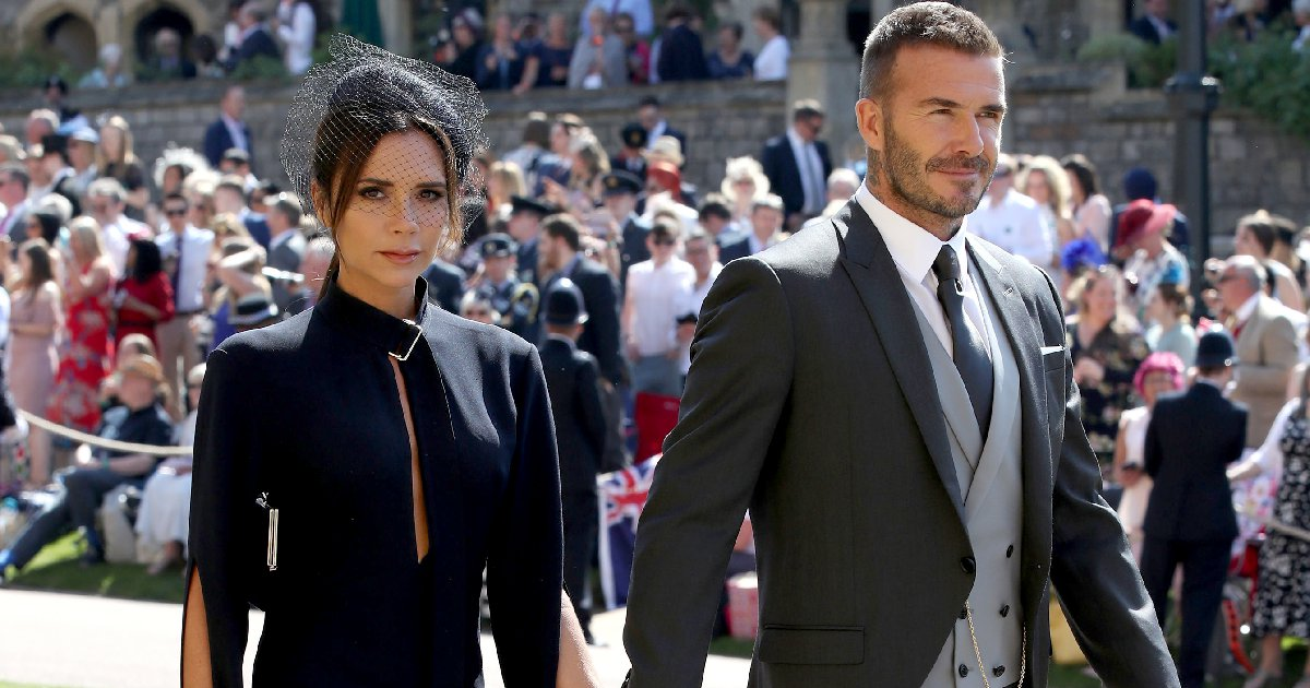 Beckham divorce PA