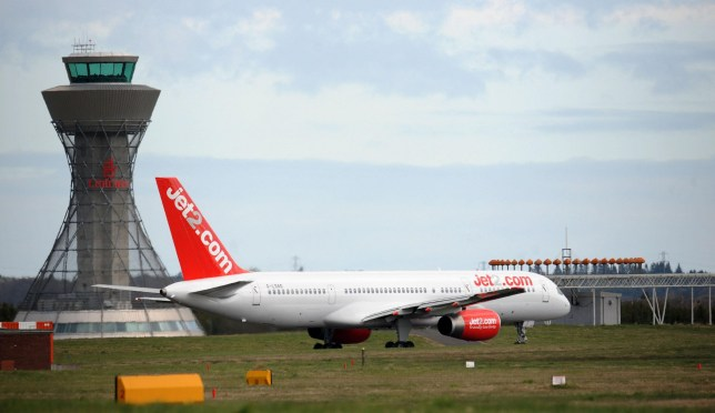 File photo dated 20/04/10 of a Jet2 plane at Newcastle Airport as three major airlines who faced legal action over how they support passengers hit by flight disruption have changed their policies, the aviation regulator has said.