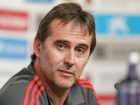 Spain consider SACKING Julen Lopetegui just one day before World Cup begins