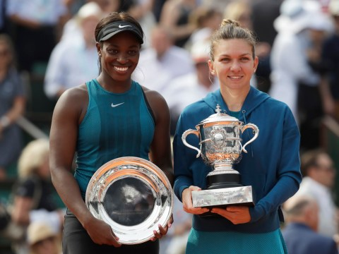 Simona Halep breaks Grand Slam final curse to win French Open
