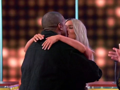 Kim and Kanye win £25k for charity after bragging their sexiness is a '10'