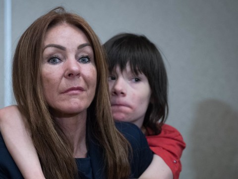 Epileptic boy who had cannabis oil confiscated in 'life-threatening condition'